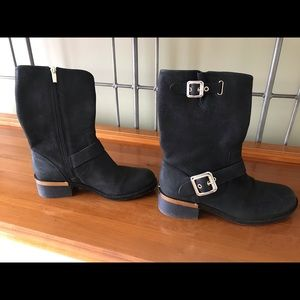 Vince Camuto Windy moto boot. Size 8.